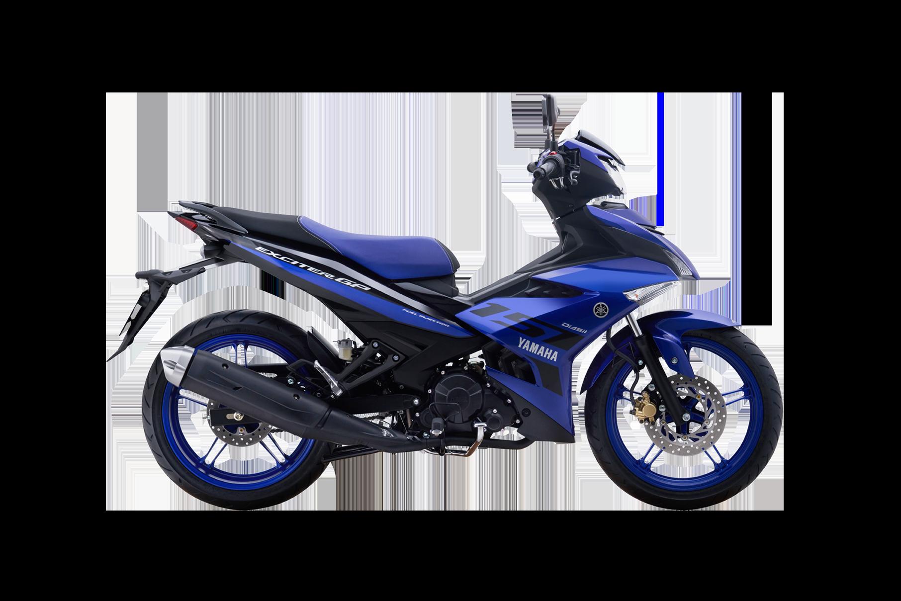Xuất hiện tại sự kiện ra mắt, Yamaha Exciter 2019 gần như vẫn giữ nguyên kiểu dáng so với phiên bản hiện tại. Kích thước xe thay đổi với chiều dài và ...