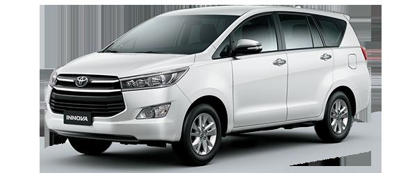Xe ô tô 7 chỗ dưới 1 tỷ - Toyota Innova