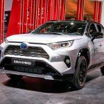 [PMS 2018] Toyota RAV4 phiên bản hybrid ra mắt tại châu Âu, công suất 219 mã lực