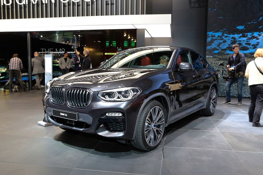 xe hot BMW X4
