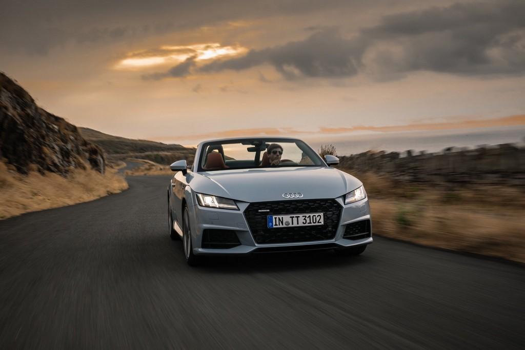 Audi Tt Phien Bản đặc Biệt Kỷ Niệm 20 Năm Chinh Thức Mở Ban Gia Từ