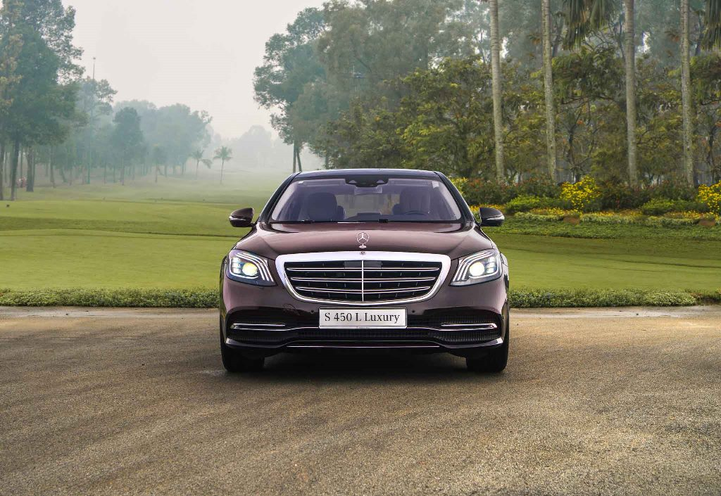 giá mercedes-benz s-class s450 luxury việt nam