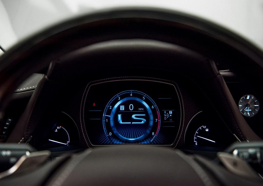 lexus ls 500 500h việt nam giá