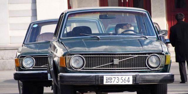 ô tô ở Triều Tiên