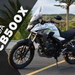Cận cảnh Honda CB500X 2019: Chất Adventure được tô đậm