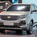 [BIMS 2019] Chevrolet Captiva thế hệ mới cập bến Đông Nam Á, liệu có về Việt Nam?
