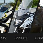 Honda Biker Day (P2): Bộ 3 xe mới CBR500R, CB500X, CBR650R bất ngờ xuất hiện tại sự kiện