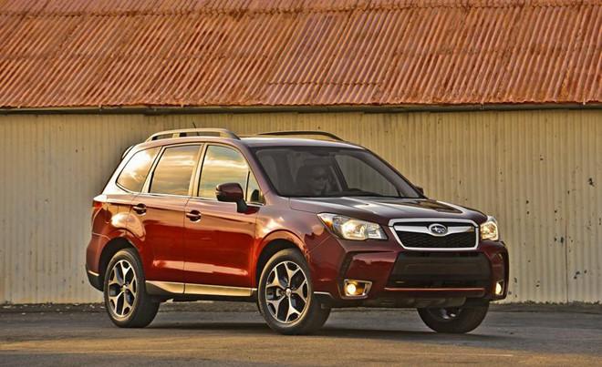 Subaru triệu hồi 1,3 triệu xe vì lỗi đèn phanh, có 7 xe tại VN