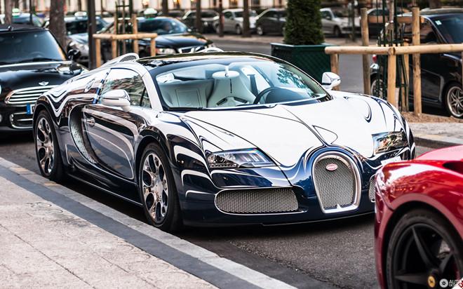 Nhung sieu xe trieu do sang chanh nhat Dubai hinh anh 7