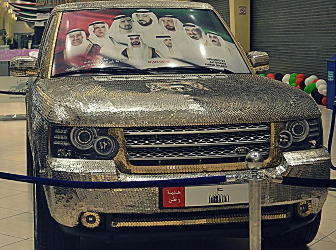 Nhung sieu xe trieu do sang chanh nhat Dubai hinh anh 9