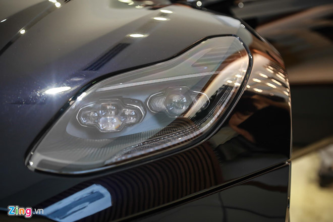 Sieu xe Aston Martin DB11 vua ra mat tai VN, gia 15,7 ty dong hinh anh 6