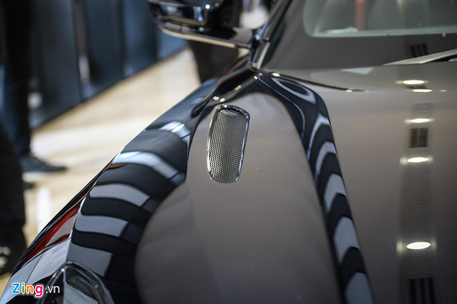 Sieu xe Aston Martin DB11 vua ra mat tai VN, gia 15,7 ty dong hinh anh 8