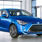 Toyota Yaris hatchback 2020 trình làng, khung gầm và động cơ từ Mazda2