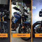 Triumph ra mắt 3 mẫu xe mô tô mới, giá từ 349 triệu đồng
