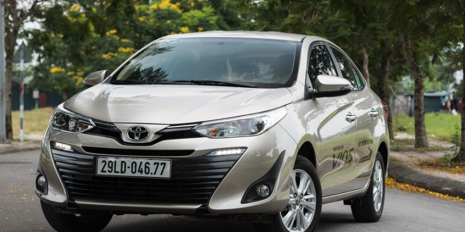 Toyota Vios 2019 khuyến mãi từ 25 - 30 triệu đồng
