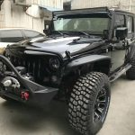 Jeep Wrangler Rubicon hầm hố với gói độ offroad gần 600 triệu
