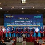 Triển lãm Autotech 2019 khai mạc tại Hà Nội