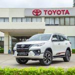 Toyota tiếp tục hỗ trợ lệ phí trước bạ cho khách mua xe Fortuner