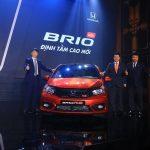 Doanh số Honda tháng 10/2020: Brio bất ngờ bán chạy hơn City
