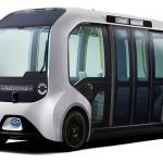 [TMS 2019] Toyota trình làng E-Palette phiên bản dành riêng cho Olympic Tokyo 2020