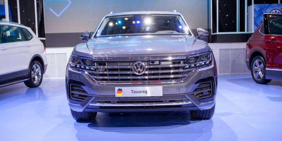 VW công bố giá bán của Touareg tại VMS