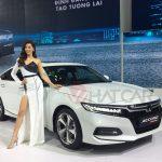 Honda Accord mới đạt 5 sao an toàn ASEAN NCAP