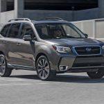 Gần 200 xe Subaru Forester tại Việt Nam bị triệu hồi