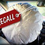Honda tái triệu hồi gần 25.000 xe do lỗi túi khí Takata