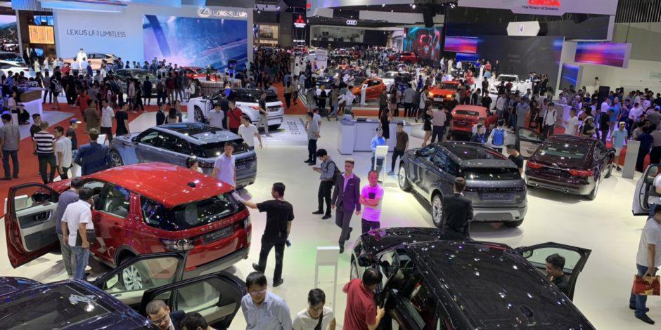VMS là sự kiện thường niên lớn nhất của thị trường ô tô Việt Nam