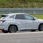 Hyundai Tucson thế hệ mới tiếp tục lộ diện trên đường chạy thử
