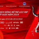 Audi Việt Nam đồng hành cùng Giải Vô địch bóng rổ trẻ U23 VBF