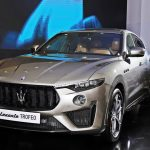 """""""Hàng khủng"""" Maserati Levante Trofeo xuất hiện tại Tp. Hồ Chí Minh"""