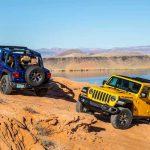 """Jeep sẽ """"xanh"""" hóa các sản phẩm trong tương lai gần"""