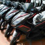 Quý III năm 2020, thị trường xe máy tiếp đà sụt giảm