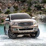 Ford Everest và Ranger ghi nhận doanh số kỷ lục