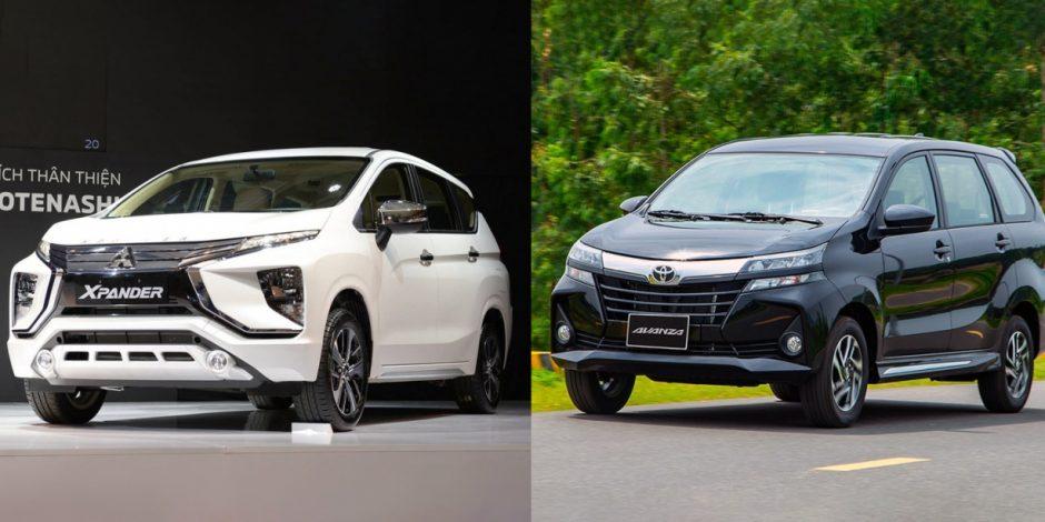 Hai mẫu xe nhiều tương đồng và cùng thành công tại Indonesia nhưng đối mặt số phận hoàn toàn khác biệt khi tới Việt Nam.