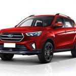 Ford EcoSport thế hệ mới lấy cảm hứng từ Mach-E, dự kiến ra mắt vào năm 2021