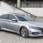 Đánh giá Honda Accord 2019: Sedan hạng D cá tính?