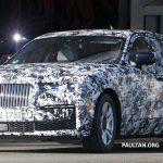 Rolls-Royce Ghost 2021 lộ diện trên đường chạy thử