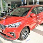 Chi tiết Suzuki Ertiga 2020 tại đại lý – nhiều thay đổi, giá tăng nhẹ
