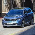 Kia Sorento thế hệ mới sẽ có bản hybrid