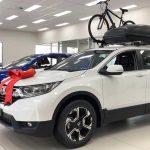 Giá ô tô Honda tháng 4: Accord, CR-V nhận ưu đãi