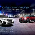 Thaco tung Peugeot 3008 và 5008 giá rẻ tại Việt Nam