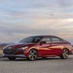 Cận cảnh Hyundai Elantra vừa ra mắt