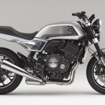 Honda CB-F Concept – bản kỷ niệm 60 năm