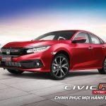 Honda Civic RS thêm màu mới, giá không đổi