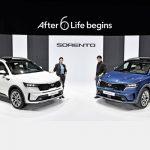 Kia Sorento 2021 ra mắt tại Hàn Quốc, giá từ 513 triệu đồng