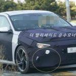 Ngắm loạt ảnh Hyundai Elantra N-Line 2021 xuống đường chạy thử nghiệm