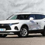 Chevrolet Blazer 2020 ra mắt tại Trung Quốc, giá từ 863 triệu đồng