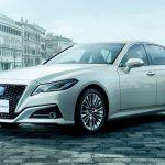 Sinh nhật thứ 65, Toyota ra mắt Crown bản đặc biệt